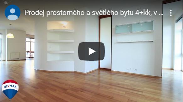 Prodej prostorného asvětlého bytu 4+kk, vklidné lokalitě Dolních Měcholup.